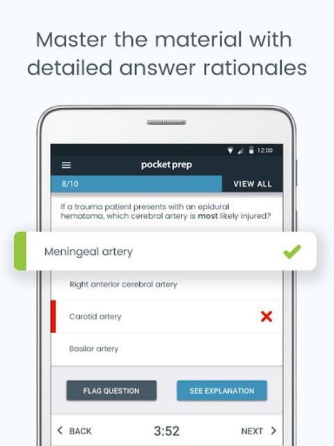 Paramedic Pocket Prep screenshot 9