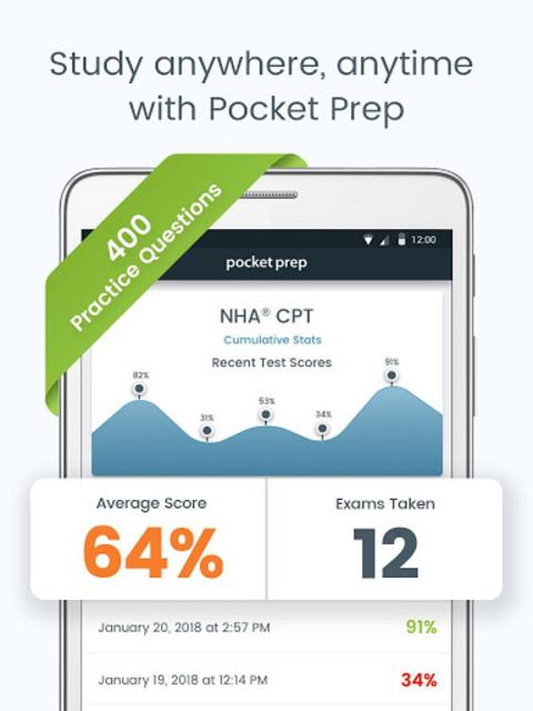 NHA CPT Pocket Prep screenshot 8