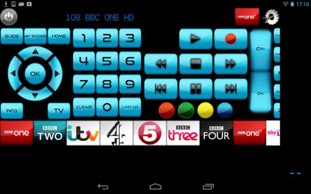 MyAV Universal Remote Control Wi-Fi IP IR TRIAL screenshot 14