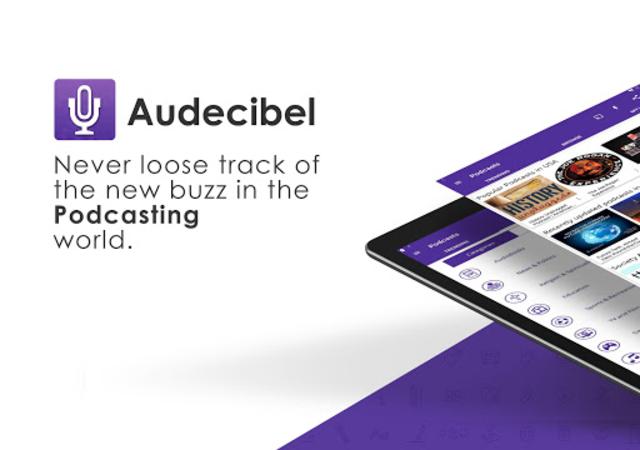 Audecibel: Podcasts Player screenshot 9
