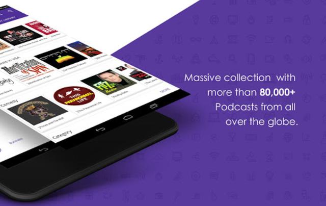 Audecibel: Podcasts Player screenshot 17