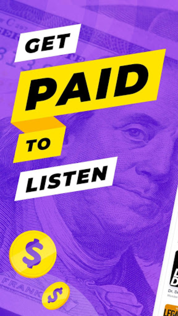 Podcoin - The Podcast Player That Pays screenshot 1