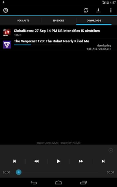 Podkicker Pro screenshot 10