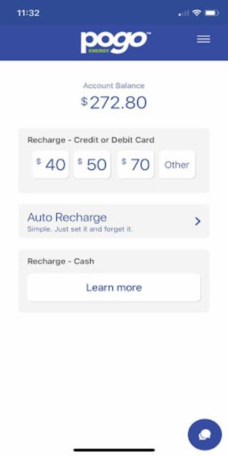 Pogo Energy - Pay As You Go Electricity screenshot 4