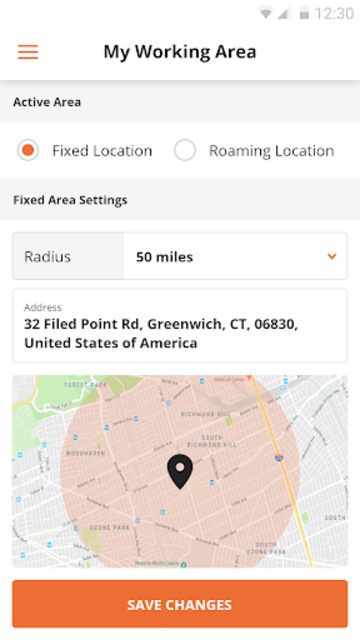Point Pickup Driver screenshot 5