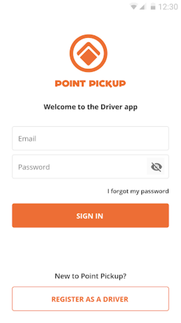 Point Pickup Driver screenshot 6