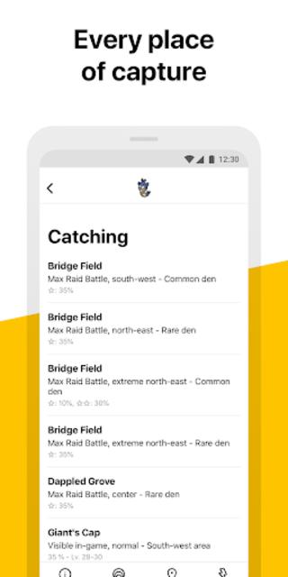 ProDex - Gen 1 to 8 screenshot 5