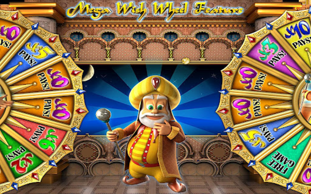 Mystic Genie Slots screenshot 4