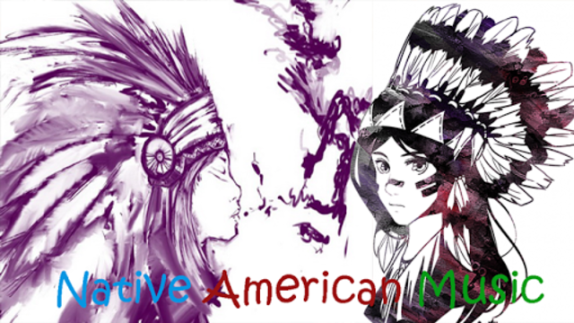 Native American Indians Spiritual Shamanic Music screenshot 1
