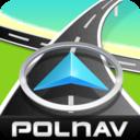 Icon for Polnav mobile Navigation