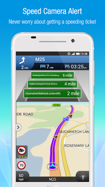 Polnav mobile Navigation screenshot 5