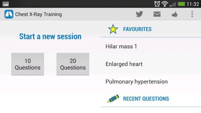 Chest X-Ray Training screenshot 5