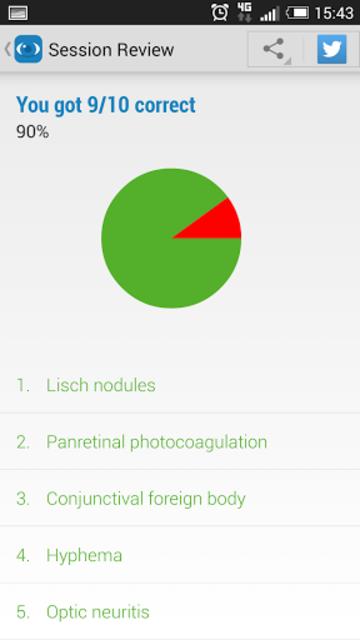 Ophthalmology Training screenshot 4