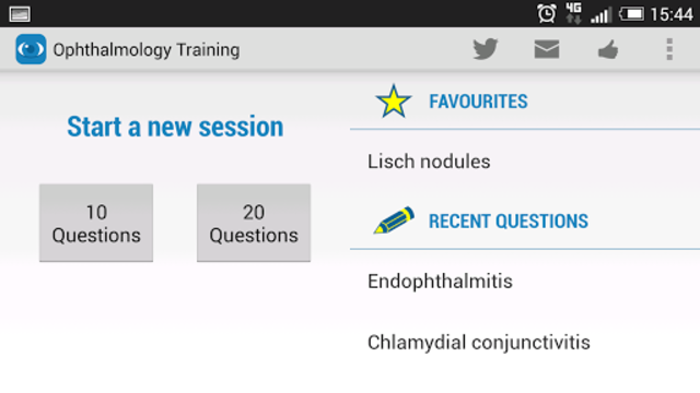 Ophthalmology Training screenshot 5