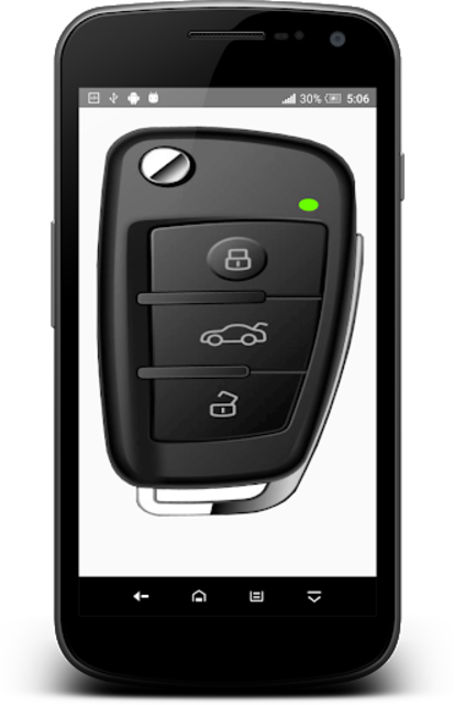 Car Key Lock Remote Simulator screenshot 2