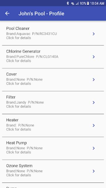 Pool Chemical Calculator screenshot 7