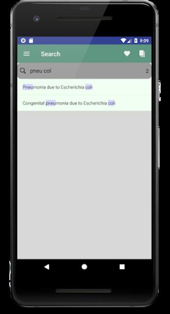 ICD10 Assistant screenshot 4