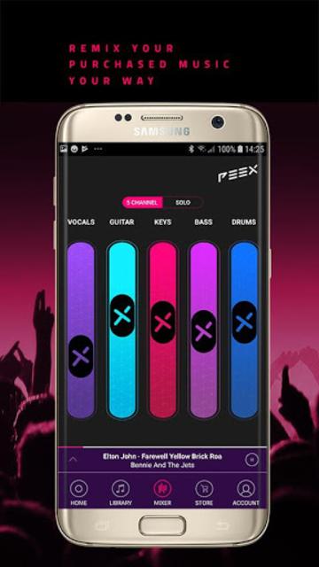 PEEX Relive screenshot 4
