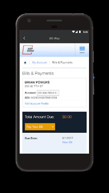 AEP Ohio: It's Your Power screenshot 7