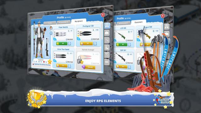 Biathlon Mania screenshot 5
