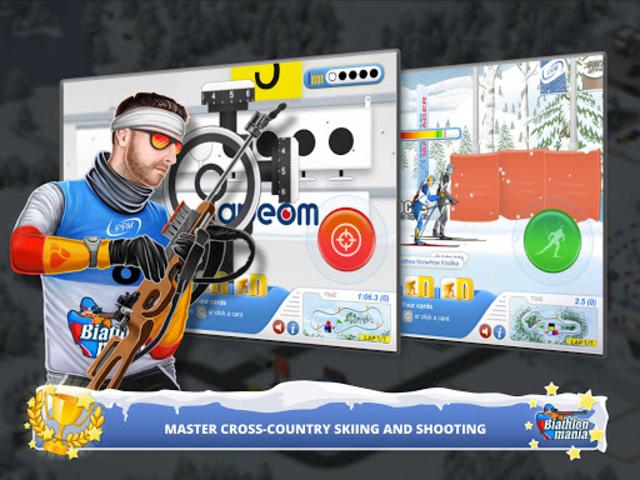 Biathlon Mania screenshot 6