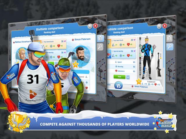 Biathlon Mania screenshot 7