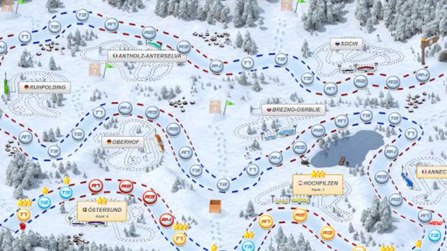 Biathlon Mania screenshot 4