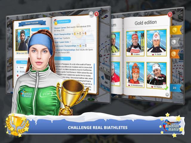 Biathlon Mania screenshot 13