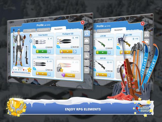 Biathlon Mania screenshot 15
