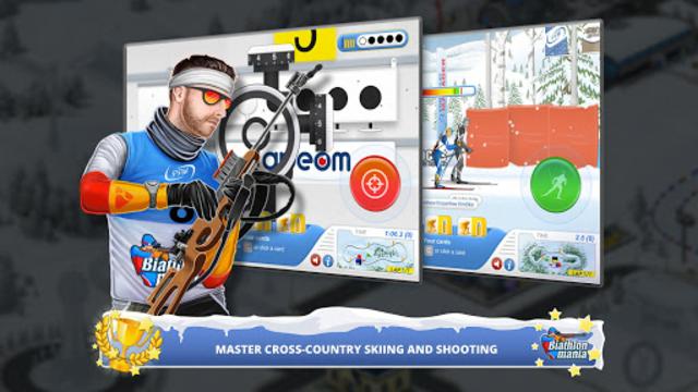 Biathlon Mania screenshot 16