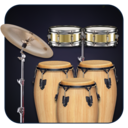 Icon for Real Percussion, Congas & Drums