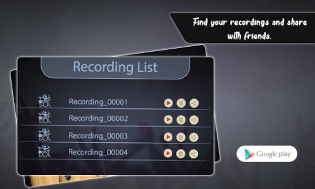 Real Percussion, Congas & Drums screenshot 3