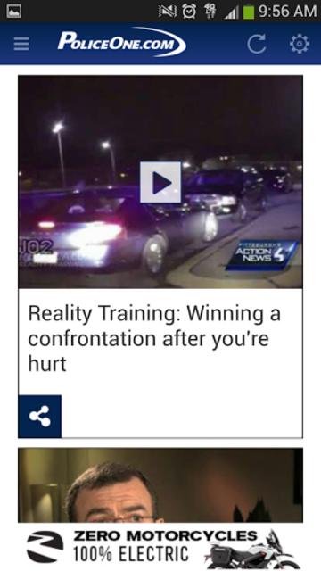 PoliceOne screenshot 5
