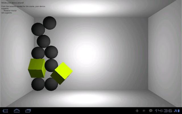 GyroDroid screenshot 3
