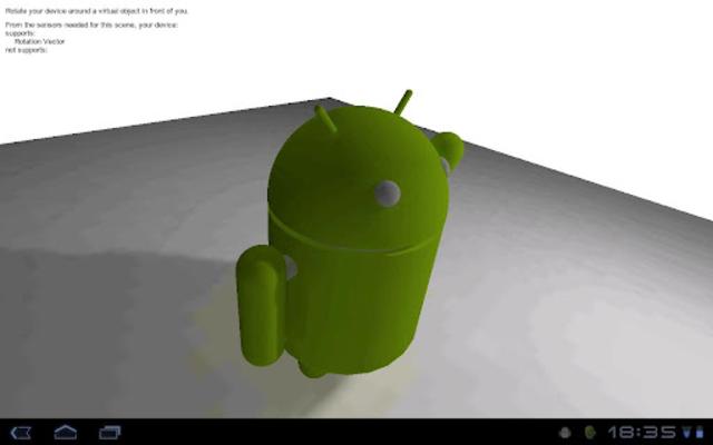 GyroDroid screenshot 5