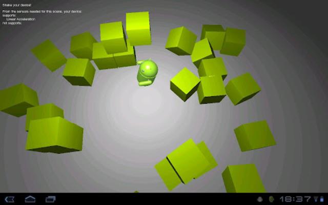 GyroDroid screenshot 7
