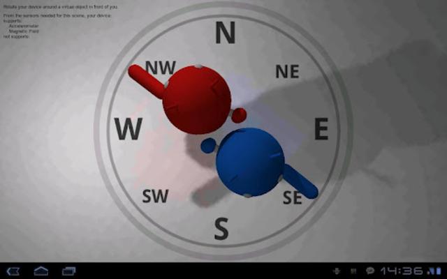 GyroDroid screenshot 8