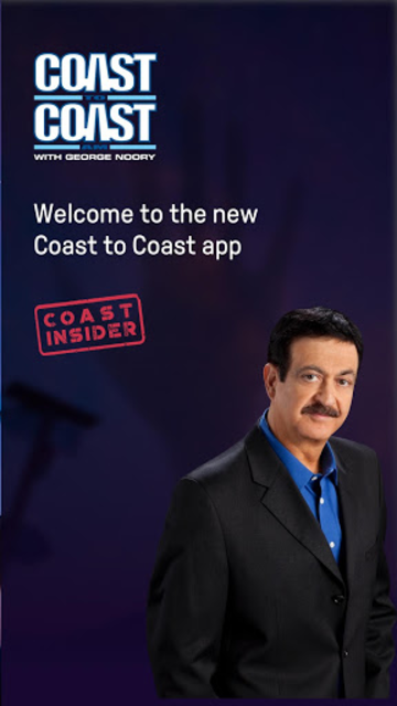 Coast To Coast AM Insider screenshot 1