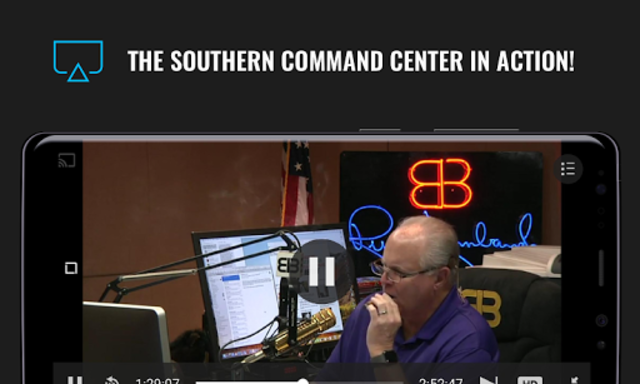 Rush Limbaugh screenshot 2