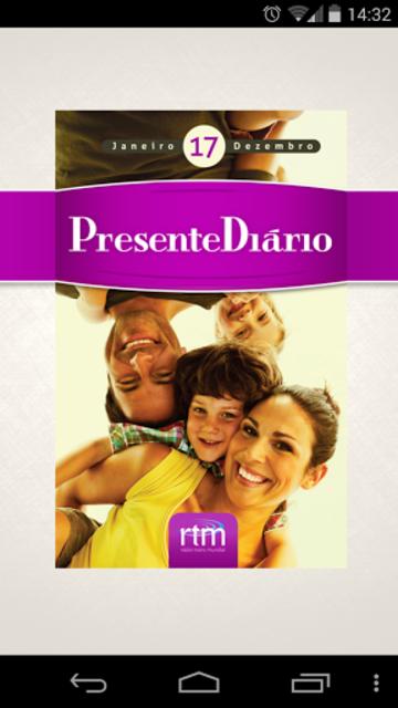 Presente Diário 17 screenshot 1