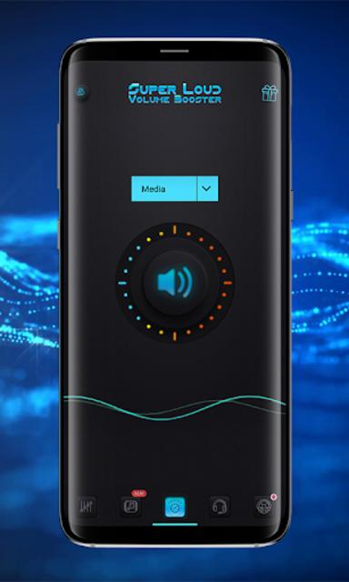 Super Loud Volume Booster screenshot 1