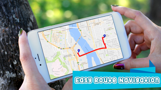 GPS Route Finder : Maps Navigation and Directions screenshot 8