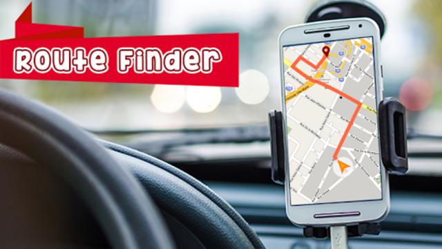 GPS Route Finder : Maps Navigation and Directions screenshot 9