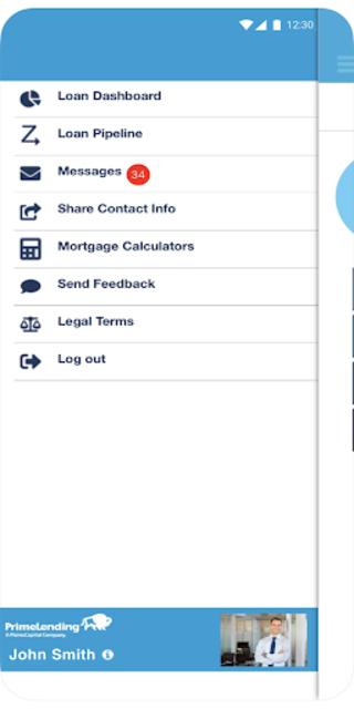 MobilePartnerLite screenshot 1