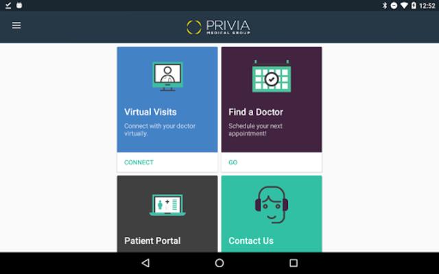 myPrivia screenshot 7