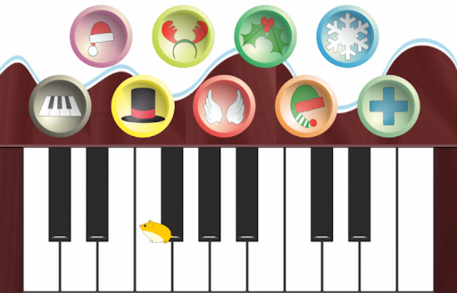 Kids' Christmas Piano screenshot 2