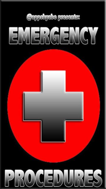 Medical Procedures / Emergency screenshot 1