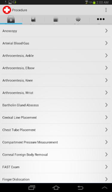 Medical Procedures / Emergency screenshot 4