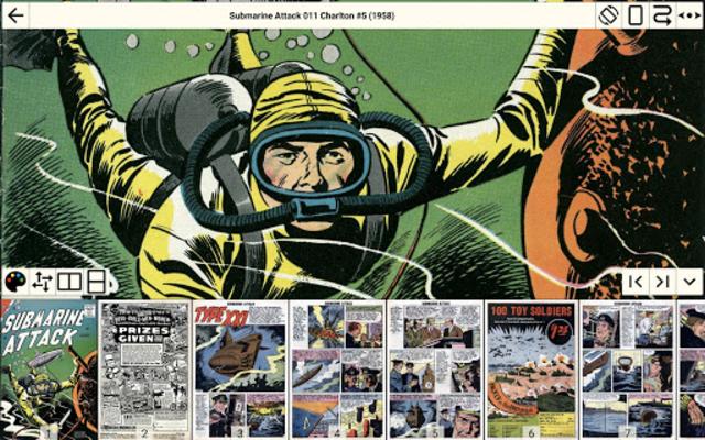 CDisplayEx Comic Reader screenshot 7