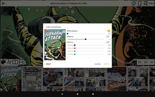 CDisplayEx Comic Reader screenshot 8